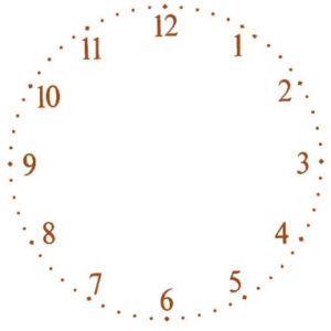 kellaplaat-pruun