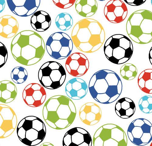 jalgpallid suur leht